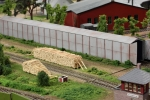Lokskjul på Kvarnholmsstation